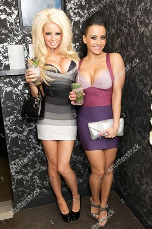 Stock Picture of Gemma Hiles and Jamie Leigh