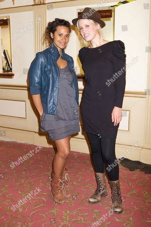 Angel Coulby and Beth Cordingly