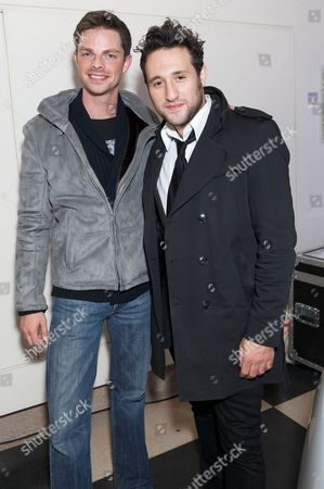Brian Fortuna and Antony Costa
