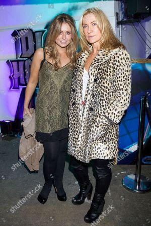 Sarah Barrand and Meg Mathews