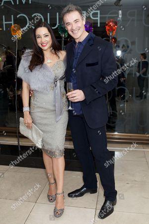 Lorena Perucchetti and Mauro Perucchetti