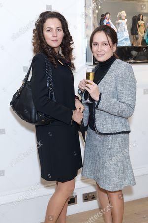 Victoria Jamison and Anna Petrova