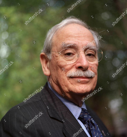 Editorial image of American Economist, Dr Irwin Stelzer in Clerkenwell, London, Britain - 06 Jun 2008