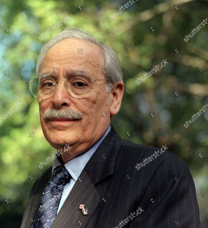 Editorial picture of American Economist, Dr Irwin Stelzer in Clerkenwell, London, Britain - 06 Jun 2008