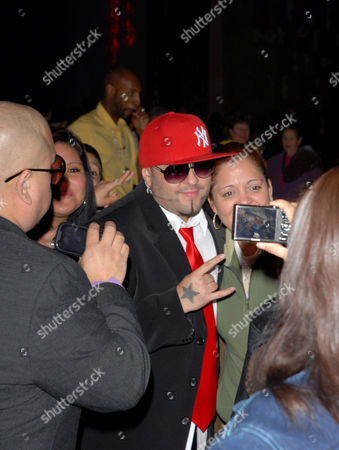 Editorial photo of DJ Kane in Las Vegas, America - 10 Nov 2010