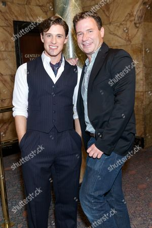 Oliver Thornton and Richard Arnold