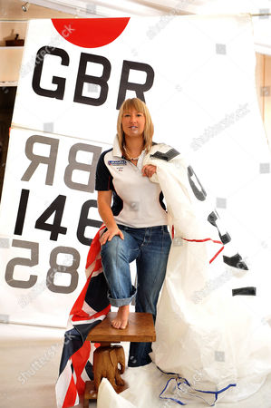 Editorial image of Mary Rook, sailor, world champion women's match racer. 24th Nov 2010