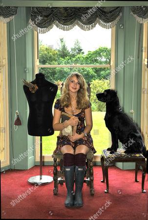 Stock Image of Phoebe Garlick