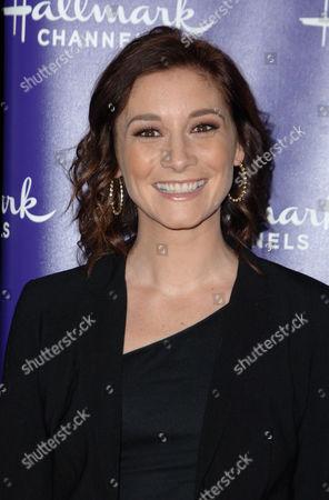Editorial photo of Hallmark Channels' 2011 TCA Winter Tour Evening Gala, Pasadena, America  - 07 Jan 2011