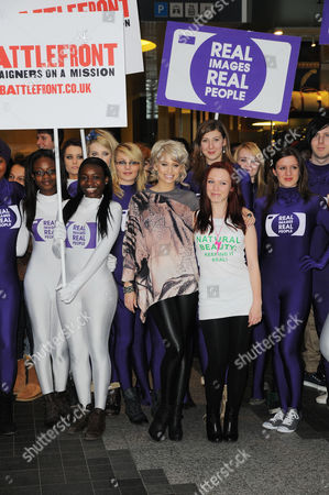 Editorial picture of 'Keeping it Real: Natural Beauty' launch, London, Britain - 08 Jan 2011