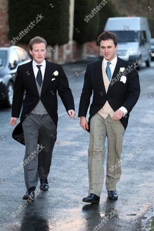 Guy Pelly and Thomas Van Straubenzee