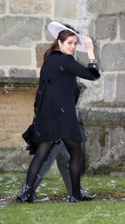 Sam Waley-Cohen's girlfriend Annabel Ballin