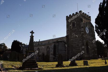 The church of St Andrew