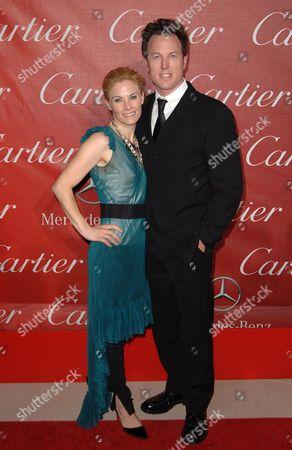 Dean Zanuck and wife Marisa Zanuck