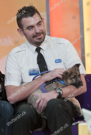 Stock Image of Steve Byrne [RSPCA]