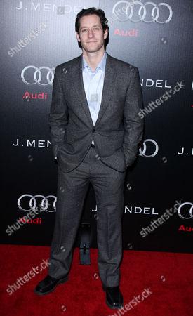 Editorial photo of Audi and J. Mendel Celebrate the Kick Off of Golden Globe Week 2011, Los Angeles, America - 09 Jan 2011