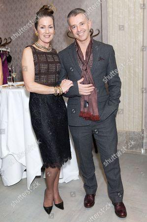 Lorraine Chase and Richard Shelton