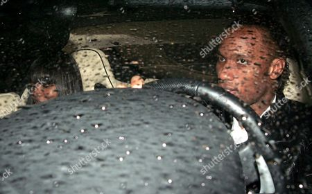 Editorial photo of Didier Drogba out and about, London, Britain - 10 Jan 2011