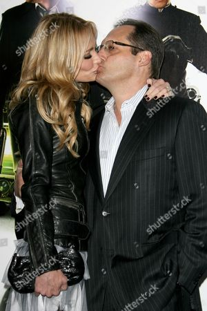 Stock Photo of Taylor Armstrong and Russell Armstrong