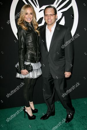 Stock Image of Taylor Armstrong and Russell Armstrong