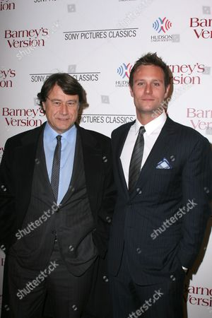 Editorial photo of 'Barney's Version' film premiere, New York, America - 10 Jan 2011