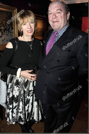 Paul McGuinness and wife