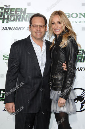 Taylor Armstrong & husband Russell Armstrong