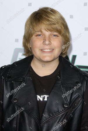Stock Picture of Brecken Palmer