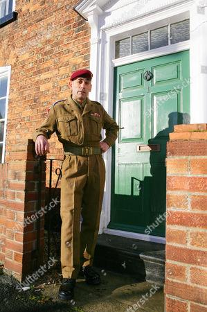 Stock Picture of Corporal Richard Nauyokas