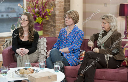Ex-prostitute Jade, Georgina Perry and Ann Atkins