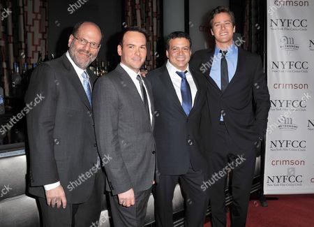 Scott Rudin and Dana Brunetti and Mike Deluca and Armand Hammer