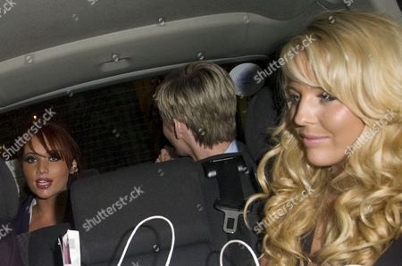 Amy Childs, Harry Derbidge and Candy Jacobs