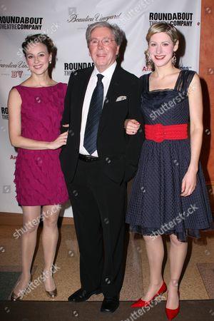 Sara Topham, Brian Bedford, Charlotte Parry