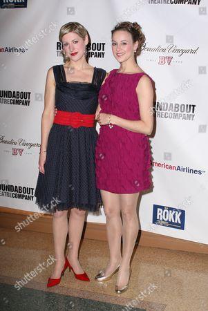 Charlotte Parry, Sara Topham
