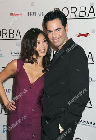 Brittany Ishibashi and Scott Vincent Borba