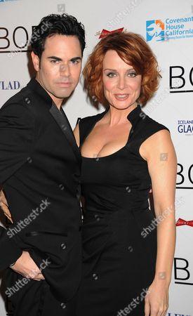 Scott Vincent Borba and Kristin Carey