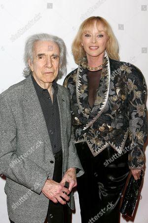 Arthur Hiller and Sybil Danning