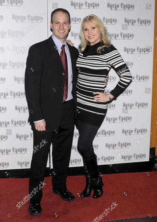 Mike Nichols and Alana Curry