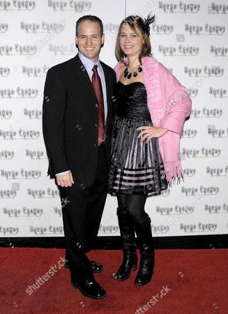 Mike Nichols and Kristina Klebe