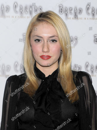 Editorial photo of 'BreadCrumbs' Film Premiere, New York, America - 13 Jan 2011