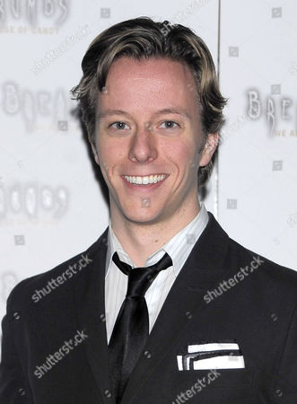 Stock Picture of Douglas Nyback