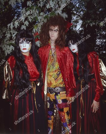 Editorial picture of Doctor and The Medics at the video shoot for their 'Spirits In The Sky' single at Wembley Studios, London, Britain - 1986