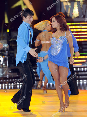 Editorial picture of 'Strictly Come Dancing' Live 2011, Nottingham Capital Arena, Nottingham, Britain - 14 Jan 2011