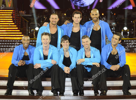 Editorial photo of 'Strictly Come Dancing' Live 2011, Nottingham Capital Arena, Nottingham, Britain - 14 Jan 2011