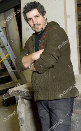 Mehmet Ergen, actor and artistic director of the Arcola Theatre