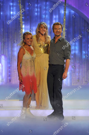 Jayne Torvill and Christopher Dean and Ellie Goulding