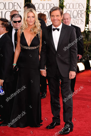 Dennis Quaid and wife Kimberly Quaid