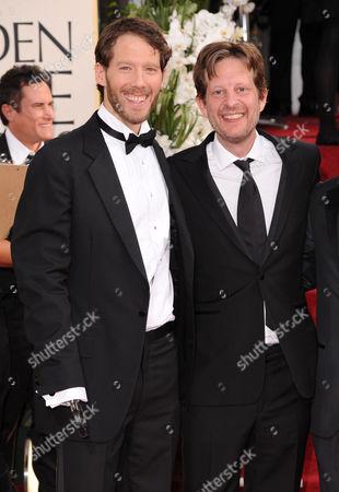 Aron Ralston and Christian Colson