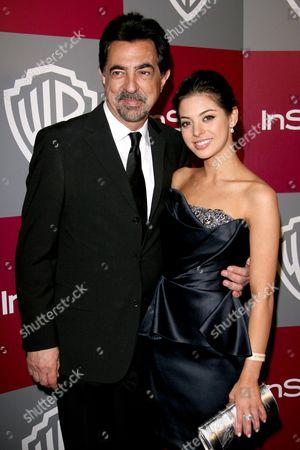 Joe Mantegna and daughter Gia Mantegna