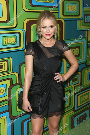 Editorial photo of The 68th Annual Golden Globe Awards, HBO After Party, Los Angeles, America - 16 Jan 2011
